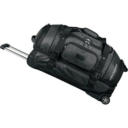 Buy High Sierra® 30 Executive Sport Wheeled Duffel - Charocal by High Sierra