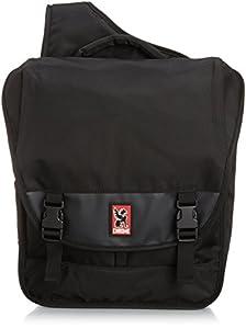 Chrome Soma Messenger Bag Black/Red, One Size