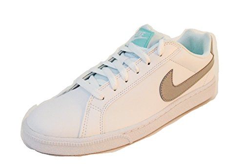 Nike Court Majestic Women's Shoes White Grey Size 9