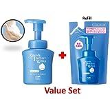 Shiseido Perfect Whip Face Wash 150 Ml with Refill Bonus 130 Ml