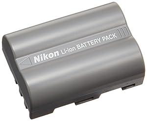 Nikon EN-EL3e Rechargeable Li-Ion Battery for D200, D300, D700 and D80 Digital SLR Cameras - Retail Packaging