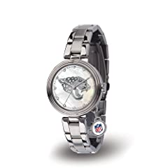 Brand New Jacksonville Jaguars NFL Charm Series Ladies Watch by Things for You