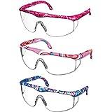 Prestige Medical Adjustable Glasses Protective Eyewear Medical Set of 3 Bundle