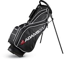 Adams Golf Hornet 11 Stand Bag (Black/White)