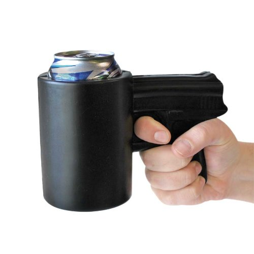 BigMouth Inc Gun Shaped Drink Kooler (Gun Beer Cooler compare prices)