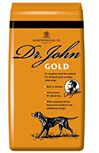 Dr Johns Gold Dry Dog Food 15 Kg