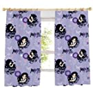 Childrens/Kids Girls Moxie Girlz Ready Made Bedroom Curtains Set