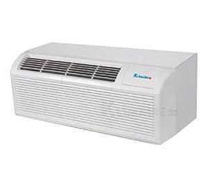 Klimaire 9000 btu ptac heat pump air for Window heat pump