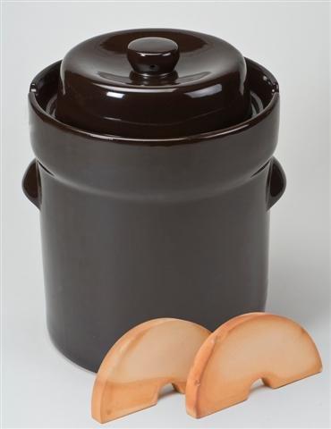 Nik Schmitt Fermenting Crock Pots 40 Liter