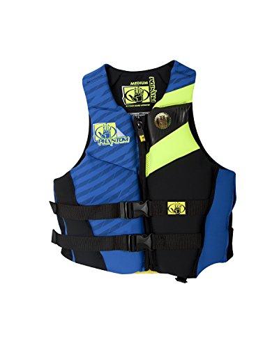Body Glove Men's Phantom U.S. Coast Guard Approved Neoprene PFD Life Vest 2 stearns pfd v2 series neoprene life jackets