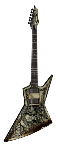 "Dean Dave Mustaine Zero ""In Deth We Trust"" Electric Guitar (Zero Trust)"