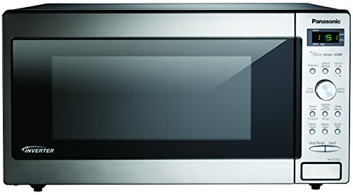 Panasonic NN-SD762S Stainless 1250W 1.6 Cu. Ft. Countertop/Built-in Microwave with Inverter Technology (Panasonic Microwave Built In Kit compare prices)