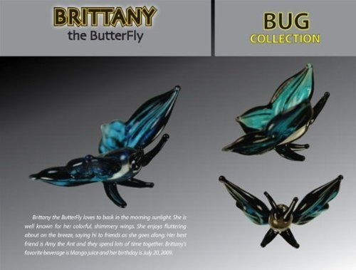 Looking Glass Brittany The Butterfly Toy