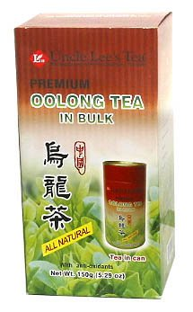 Premium Bulk Oolong Tea-120 G Brand: Uncle Lees Tea