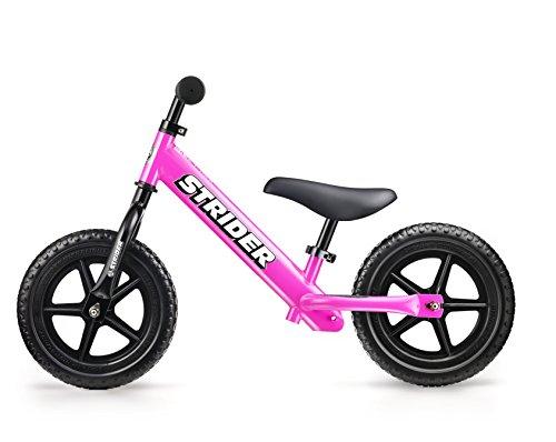 Kids Running Bike Strider (ST-J4) Pink ( Japan genuine ) (1 year warranty with peace of mind )