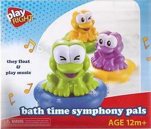 Bath Time Symphony Pals