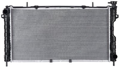 Prime Choice Auto Parts RK863 Aluminum Radiator (2001 Dodge Grand Caravan Radiator compare prices)