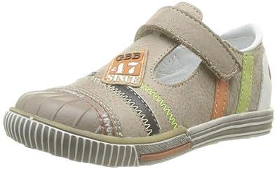 GBB Gilles, Chaussures de ville garçon - Beige (13 Vte Beige Blanc Dpf 405), 30 EU