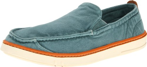 Timberland 添柏岚 Hookset Handcrafted Slip-On 男款休闲鞋 $37.98(约¥300,还可用8折码)