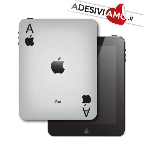 Adesivo Asso per iPad e iPad mini