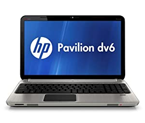 HP Pavilion DV6-6b08es - Ordenador portátil de 15,6'' (Intel Core i7 2720QM, 4 GB de RAM, 500 GB de disco duro) - teclado español QWERTY
