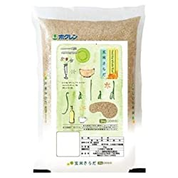 ホクレン 北海道産 玄米 玄米さらだ 3kg 平成25年産