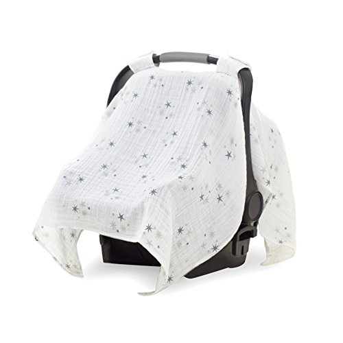 Review Of aden + anais Car Seat Canopy, Twinkle