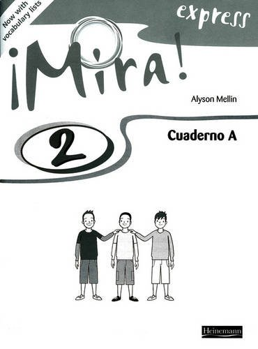 Mira Express 2: Workbook A
