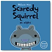Scaredy Squirrel at Night (Scaredy Squirrel)