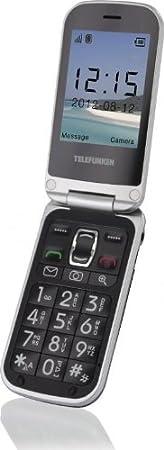 T�l�phone GSM TELEFUNKEN TM200 NOIR