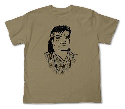 美味しんぼ 美味しんぼ Tシャツ サンドカーキ サイズ:L