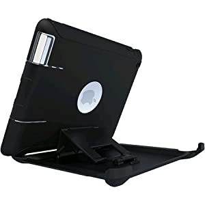 Otterbox iPad 2 Defender Case - Black NEWEST MODEL