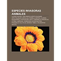 Especies Invasoras Animales: Vulpes Vulpes, Trachemys Scripta Elegans, Oryctolagus Cuniculus, Rhinella Marina,...