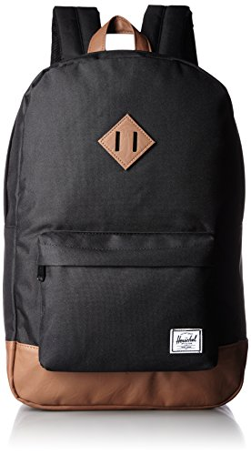 herschel-supply-company-casual-daypack-heritage-20-liters-black-tan-pu