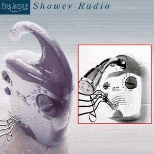 Park Avenue Waterproof Shower Radio