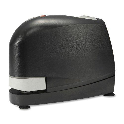 B8 Heavy-Duty Electric Stapler Value Pack, 45-Sheet Capacity, Black