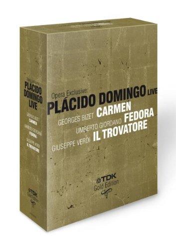 Placido Domingo - Opera Exclusive [Reino Unido]