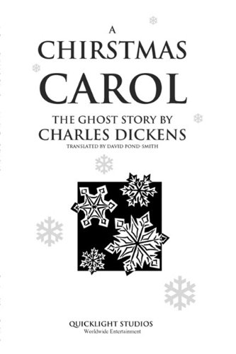 A Christmas Carol - The Ghost Story