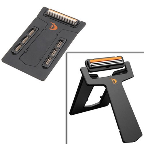 Ultra Portable Credit Card Razor