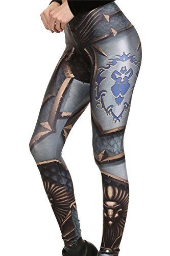 World of Warcraft Workout Leggings