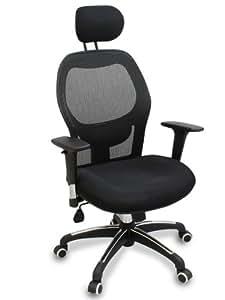 Walker Ergonomic Executive Mesh Office Chair Fully