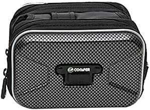 CONIFE RBlack Big Size ABS Bicycle Frame Bag