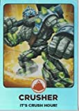 Skylanders Giants No. 168 CRUSHER - Giants Individual Trading Card