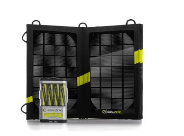 Goal Zero 41022 Guide 10 Plus Solar Recharging Kit