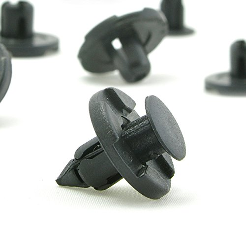 AFA 20 Pcs Nissan Retainer Clips - 01553-09321 & Stronger Than Original (Auto Parts For Nissan Altima compare prices)