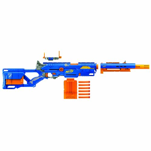 Nerf 25558Nerf N-Strike Longstrike CS-6