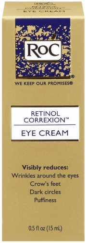 RoC RoC Retinol Correxion Eye Cream, 0.5 Ounce