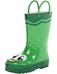 Western Chief Frog Rain Boot (Toddler/Little Kid/Big Kid)
