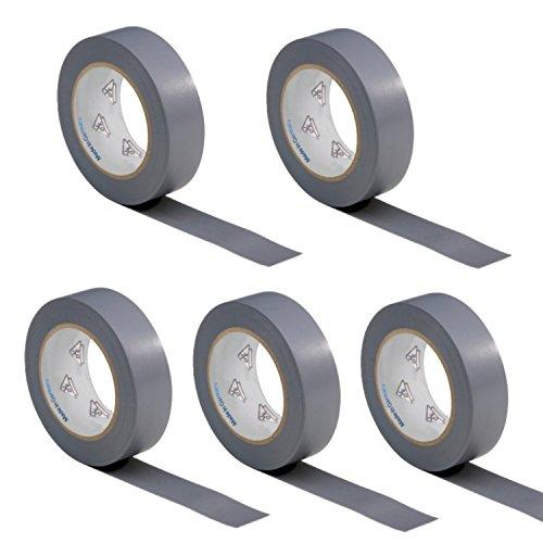 5-rouleaux-vde-ruban-isolant-electrique-bande-isolatrice-pvc-15mm-x-10-din-en-60454-3-1-coleur-gris