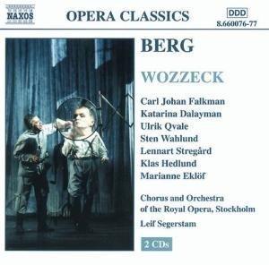 Wozzeck - Complete Opera-  Alban Berg - CD